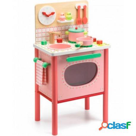 Djeco - La Cocina De Lila De Djeco