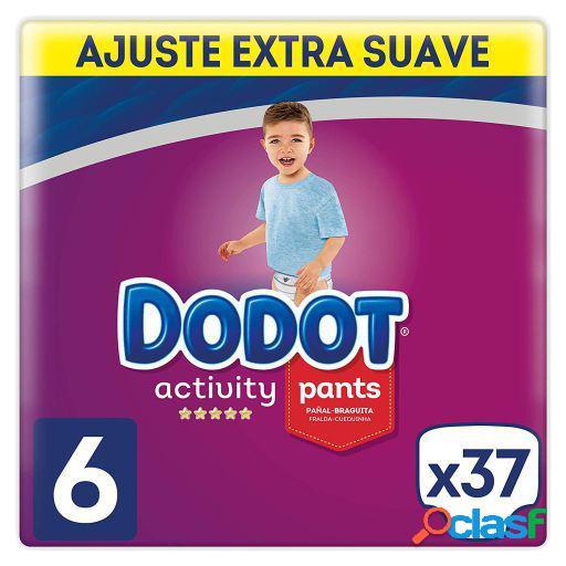 Dodot Activity Extra Pañales Talla 6 37 uds