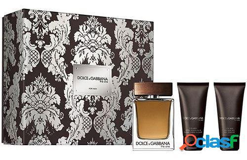 Dolce & gabanna Set The one men Eau de toilette 100