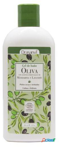 Drasanvi Gel de Baño Aceite Oliva Bio 500 ml