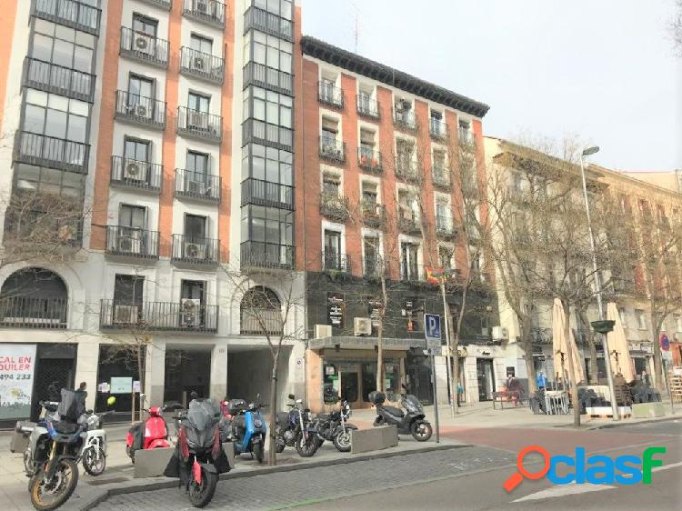 ESTUDIO HOME MADRID OFRECE piso de 41 m2 en Chamberí