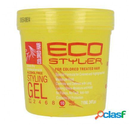 Eco Styler Gel para el Cabello Teñido de Amarillo 710 ml