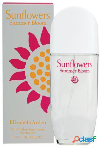Elizabeth Arden Sunflower Summer Bloom Eau De Toilette 100ml