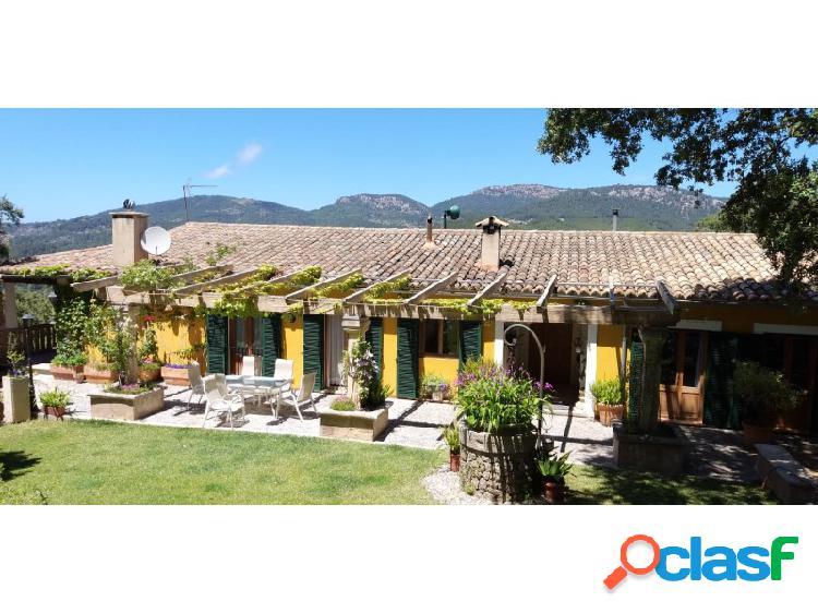 Encantadora casa con licencia turística cerca de Esporles