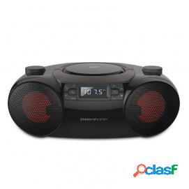 Energy Sistem Bombox 6 Radio CD/Bluetooth/USB