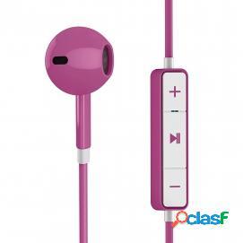 Energy Sistem Earphones 1 Auriculares Bluetooth Púrpura