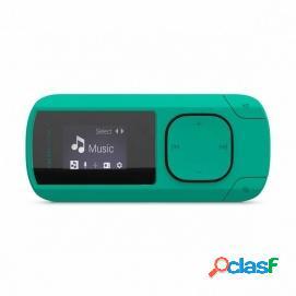 Energy Sistem MP3 Clip Mint