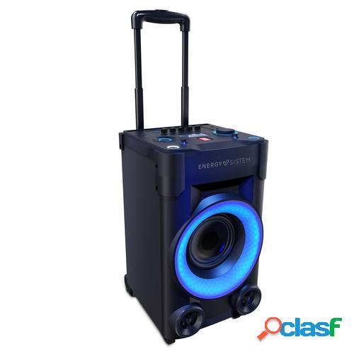 Energy Sistem Party 3 Go Sistema de megafonía con ruedas 40