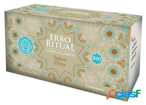 Erbo Ritual Detox Bio Infusión 20 Filtros