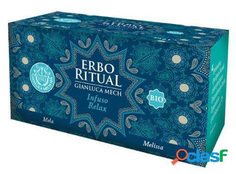 Erbo Ritual Relax Bio Infusión 20 Filtros