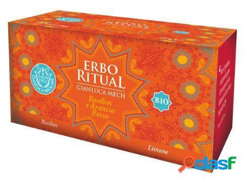 Erbo Ritual Rooibos Naranja Bio Infusión 20 Filtros