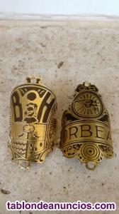 Escudo BH Orbea insignia logo chapa de bici antigua retro