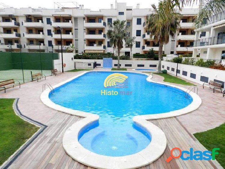 Estupendo Apartamento en la playa de Almenara