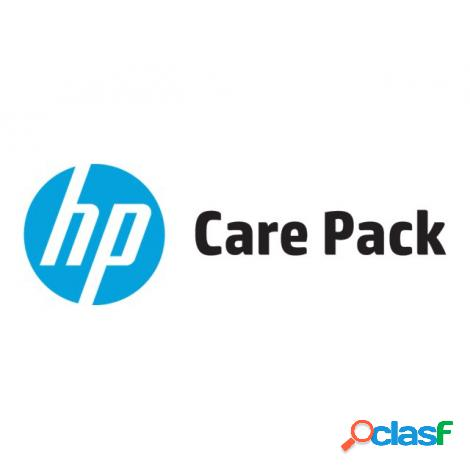 Extension de Garantia a 2 AÑOS HP Care Pack PICK-UP AND