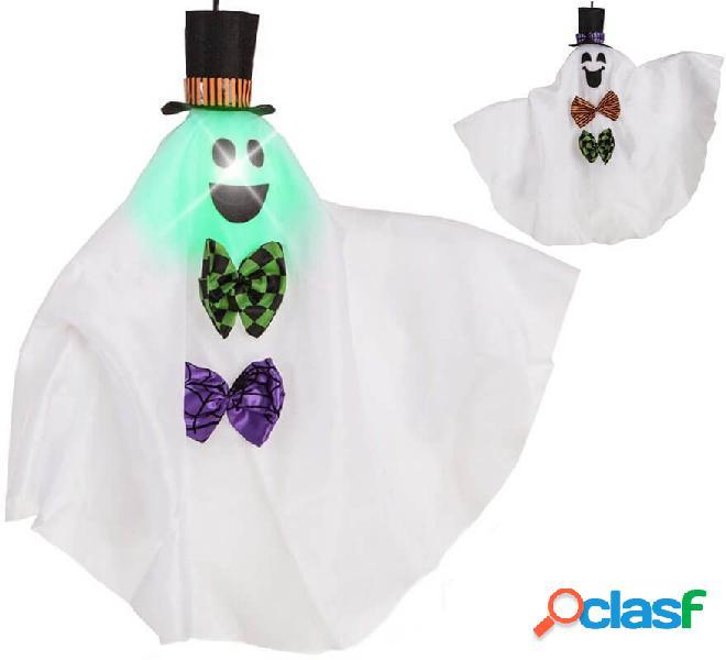 Fantasma Colgante con Pajaritas de 45 cm en 2 modelos