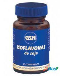 GSN Isoflavonas De Soja 80 Comprimidos