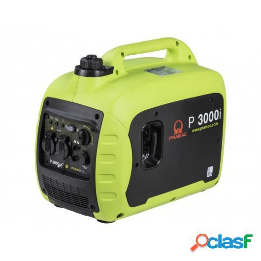 Generador Gasolina Motor Pramac Ohv 230V Ver P3000I Inverter