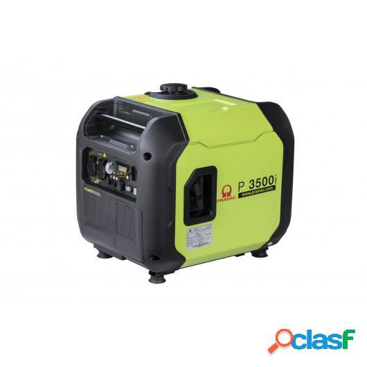 Generador Gasolina Motor Pramac Ohv 230V Ver P3500I Inverter