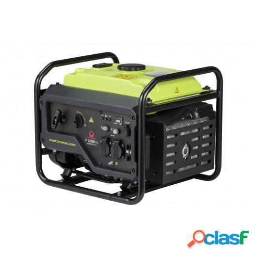 Generador Gasolina Motor Pramac Ohv 230V Ver P3500I/O