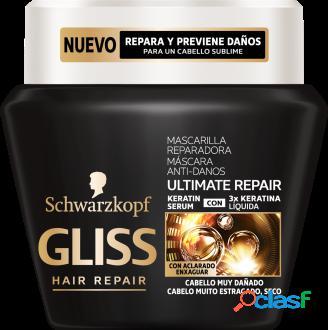 Gliss Gliss Ultimate Repair Mascarilla 300 ml 360 gr