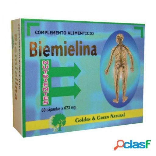 Golden & Green Natural Biemielina 60 Cápsulas 60 Unidades