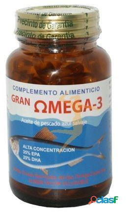 Golden & Green Natural Gran Omega 3 60 perlas