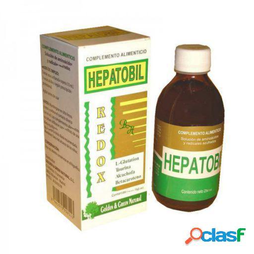 Golden & Green Natural Hepatobil Jarabe 250 ml 250 ml
