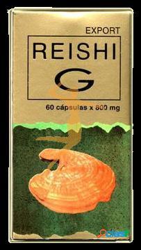 Golden & Green Natural Reishi G 60 Cap