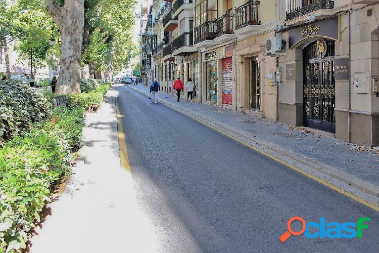 Gran local-almacén en el centro de Granada