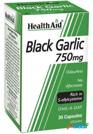 Health Aid Ajo Negro 30 Cápsulas
