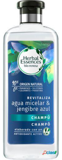 Herbal Essences Champú Micellar Water 400 ml