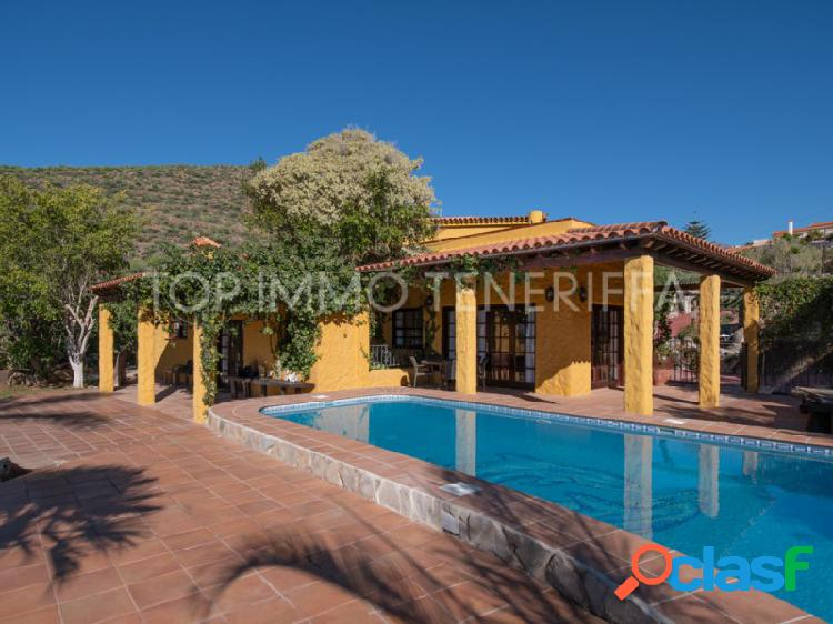 Hermosa casa de campo con vistas panorámicas en San Miguel