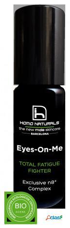 Homo Naturals Contorno de Ojos Roll On 10 ml