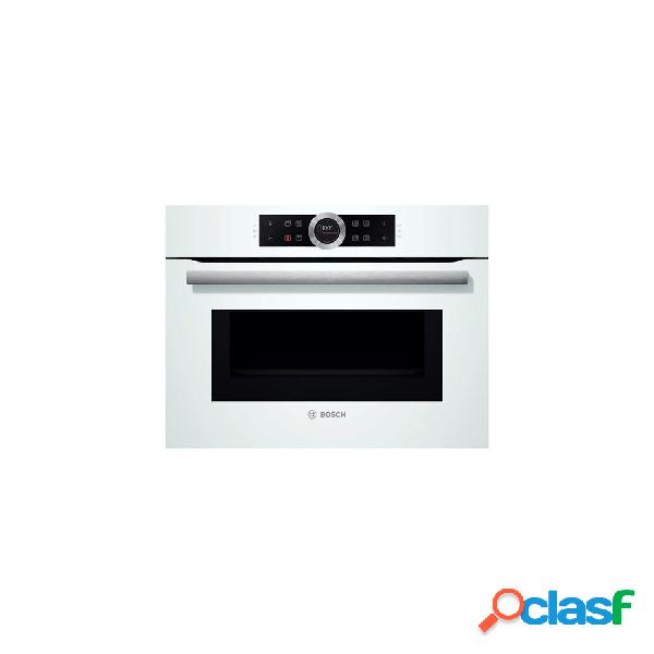 Horno Microondas - Bosch CMG633BW1 Blanco Abatible