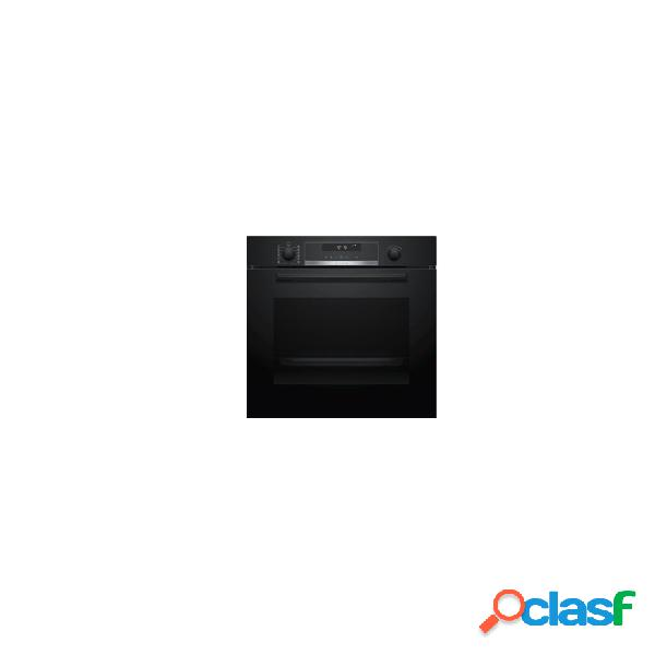 Horno Multifunción - Bosch HBG5780B6 Cristal Negro