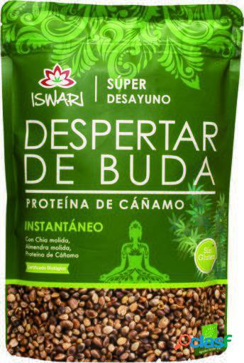 Iswari Despertar de Buda Proteína Cáñamo Bio 360g