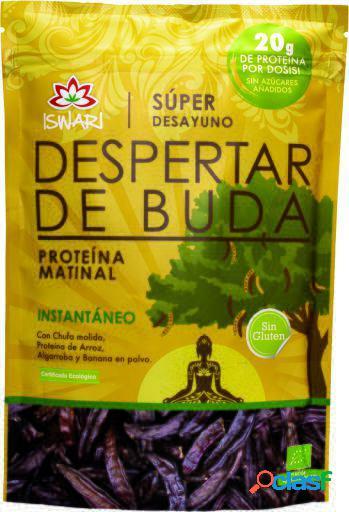 Iswari Despertar de Buda Proteína Matinal Bio 360 g