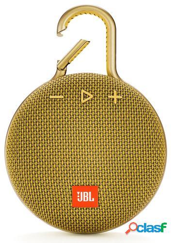 JBL Clip 3 3,3 W Altavoz monofónico portátil Amarillo