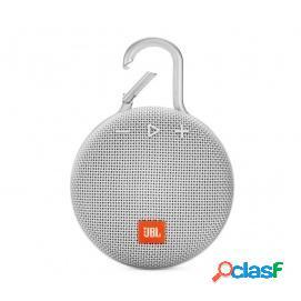 JBL Clip 3 Bluetooth Blanco