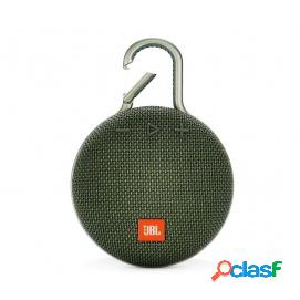 JBL Clip 3 Bluetooth Verde