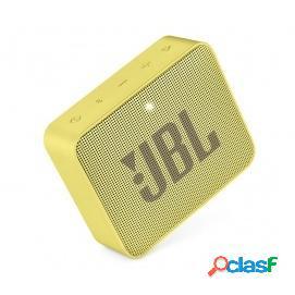 JBL Go2 Altavoz Bluetooth Amarillo