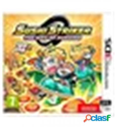 JUEGO NINTENDO 3DS SUSHI STRIKER THE WAY OF SUSHIDO