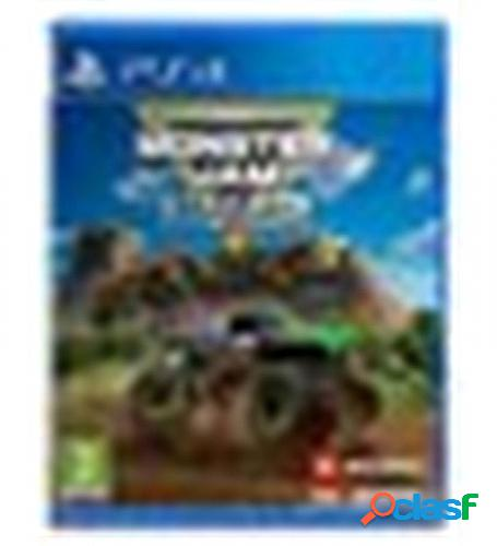 JUEGO SONY PS4 MONSTER JAM STEEL TITANS 2 PARA PS4 1063564