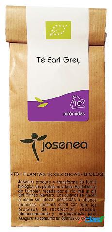 Josenea Te Earl Grey Bio Granel 50 gr 50 gr