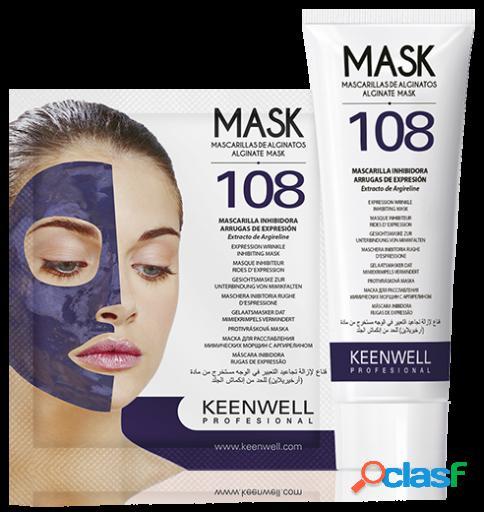 Keenwell Mascarilla Facial Peel Off Antiarrugas de Alginato