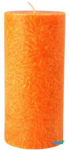 Kerzerman Vela Pilar Naranja