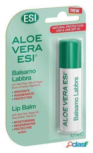 Laboratorios ESI Bálsamo Labial Aloe Vera 5,7 ml