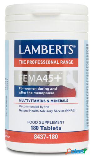 Lamberts Fema 45+ durante y después de la menopausia 180