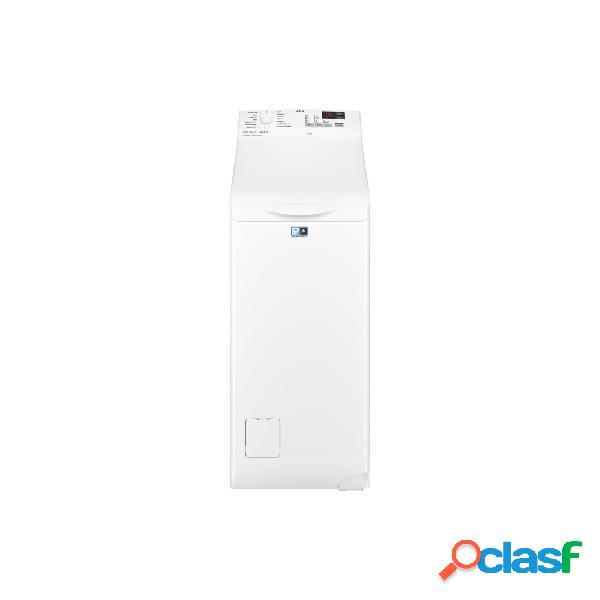 Lavadora Carga Superior - AEG L6TBK621 Eficiencia A+++