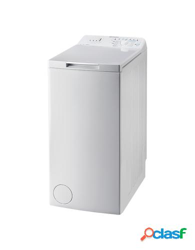 Lavadora de carga superior de libre instalación Indesit: